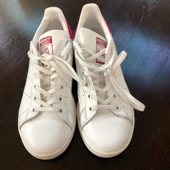 Adidas zapatos kids tamaño 4 Stan Smith original 4 poshmark